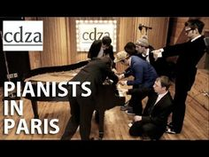 Pianists in Paris