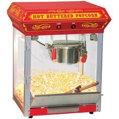 Movie Theater Popcorn Machine 4 Oz Cineplex Antique Nostalgic