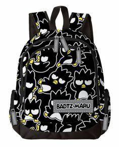 Sanrio Badtz Maru BackpackI want this so badly! e87a3babb0efc
