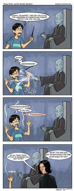 Just Voldemort