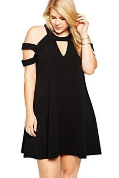 Cheap clothing bins, Buy Quality clothing compression directly from China clothing mannequin Suppliers: Dear-Lover Summer Style Clubwear Black Plus Size Cold Shoulder Swing Dress Vestidos Mujer Robe Oversize Women Clothing Women's Dresses, Fashion Dresses, Ivory Dresses, Lounge Dresses, Cheap Dresses, Party Dresses, Summer Dresses, Plus Size Black Dresses, Plus Size Outfits