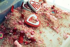 Sweetheart Dinner Craft: 14 Valentine's Day activities to do with your kids!