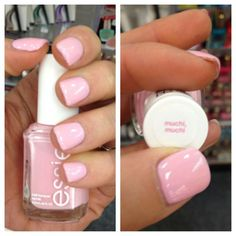 pretty nails Essie Pink Nail Polish Buying A Luxury Watch Seven Things You Should Consi Love Nails, How To Do Nails, Pretty Nails, My Nails, Neon Nails, Essie Pink Nail Polish, Nail Pink, Nail Polishes, Pink Nail Colors