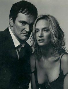 Quentin T. & Uma T. = KILL BILL <3