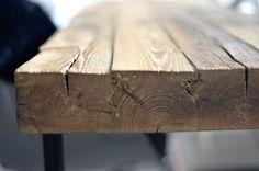 table, detail, interiordesign Butcher Block Cutting Board, Interior Design, Detail, Wood, Table, Crafts, Furniture, Nest Design, Manualidades