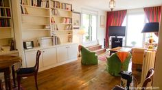 BYP-411 - Furnished 2 bedroom studio for rent , 100 m² Rue de la Republique, Puteaux 92800, 2500 €/M