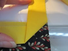 HOW TO MAKE PERFECT MITERED CORNERS & INVISIBLE JOINTS~