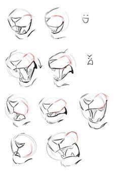 Muzzles by Finchwing on Tumblr http://ift.tt/2DI1CXM