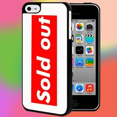 SUPREME SOLD OUT FOR IPHONE AND SAMSUNG GALAXY CASE #PNY