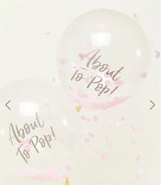 Buy Ginger Ray Pink Baby Shower Balloons at ASOS. With free delivery and return options (Ts&Cs apply), online shopping has never been so easy. Get the latest trends with ASOS now. Baby Balloon, Baby Shower Balloons, Birthday Woman, Birthday Gifts For Women, Baby Skin Pore Eraser, Maybelline Baby Skin, Baby Shower Sash, Presents For Her, Present Gift