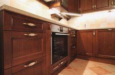 дневник дизайнера: Традиционная классическая кухня в уютном загородном доме в Подмосковье, фото отчет о построении в 31 картинку
