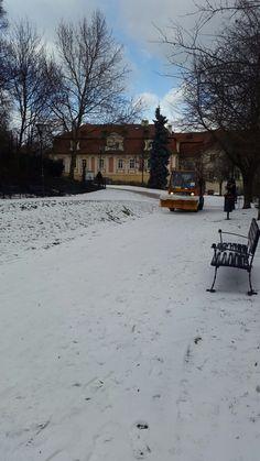 Neve em Praga - República Tcheca