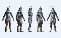 Skyrim: Stalhrim Armor