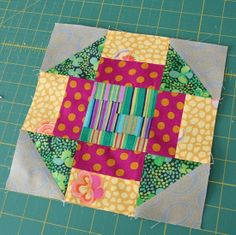 Blogger's BOM #7 by  Cluck Cluck Sew