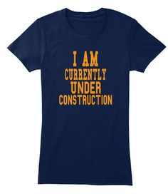 I Am Currently Under Construction. #training #Athletic #gym #yoga #active #fit #fitness #run #runner #bodybuilding #weightlifting #running #cycle #cycling #yogi #namaste #asanas #suryanamaskar #abs #flatabs #exercise #flat #flattummy #flatabs #legsexercise #workout #pushups #squats #dumbbel #legworkout #bodybuilder #Powerlifting #fullbody #workout #exercises #abs #women #loseweight #weight #weightloss ==> Gym Active Wear Store: https://teespring.com/stores/gym-fitness-yoga-running-cycle