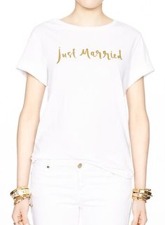 just married tee  http://rstyle.me/n/wfvpspdpe