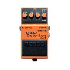Boss Turbo Distortion DS-2.