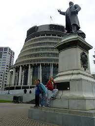 Image result for new zealand city with people