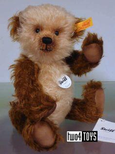 """Steiff 12"""" CLASSIC TEDDY BEAR - CORETTO - 663581 RETIRED #Steiff #Christmas"""