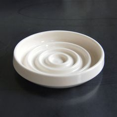 Concentric Soap Dish by PigeonToeCeramics on Etsy, $36.00