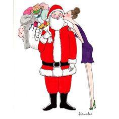 I <3 le père Noël