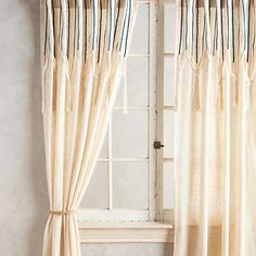 Deal of the Day: Up to $48 Off Embroidered Leighton Curtain