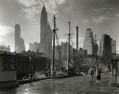 New York in the old days
