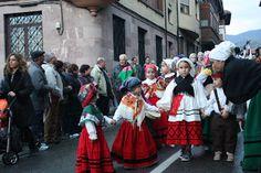Fiesta del orujo, Potes   Cantabria   Spain