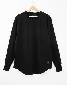 No Future Uzun Kollu El Geçmeli Erkek Tişört NF0162SY Sweatshirts, Sweaters, Fashion, Moda, La Mode, Sweater, Fasion, Fashion Models, Sweatshirt