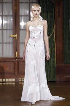 Oscar Carvallo Couture Spring Summer 2013 Paris - NOWFASHION