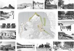 Post-Tsunami Sustainable Reconstruction Plan of Constitución (2010 - ongoing) Chile | Image : ELEMENTAL