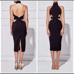 Gorgeous dress by Misha collection. Brand-new with tags. Misha collection Dresses Midi