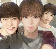 NCT FANART. Very realistic-looking. Kudos to the artist.