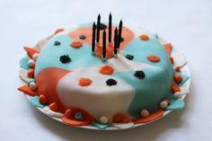 Birthday cake in Kanelimaa