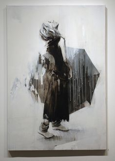 umbrella girl - ian francis.