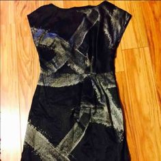 Cute mini dress Black and gray dominated cute dress. Size is S. Mossimo Supply Co Dresses Mini