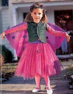 DIY HALLOWEEN COSTUMES : DIY Fairy Halloween Costume