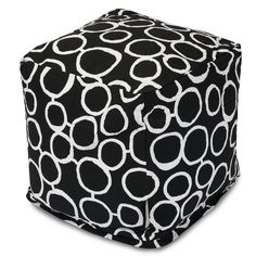 Majestic Home Goods 85907236043 Fusion Black Cube