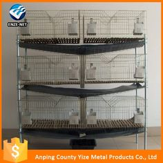 Source Cheap Rabbit Farming Cage, Industrial Cage for Rabbit ,Commercial rabbit cage in Kenya farm on m.alibaba.com