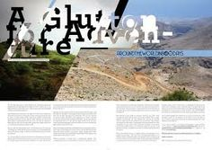 TRAVEL MAGAZINE double page spread - Google Search