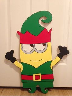 minions despicable me christmas yard art decorations..