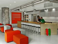 Arnold Worldwide office by TPG Architecture, New York City office