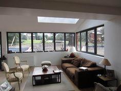 Extension agrandissement d'une maison - Initiales