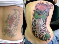 Crazy Crow Tattoo Cover Up Designs - Inofashionstyle.com
