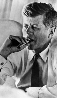 My main squeeze JFK