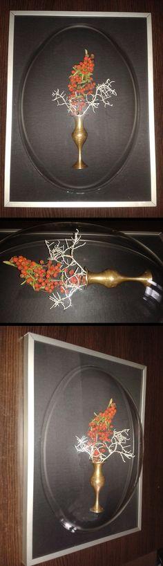 Mały wazonik z martwą naturą doskonale ożywi Twoje wnętrze (i nigdy się nie zakurzy) - dzięki ramce 3d elypse