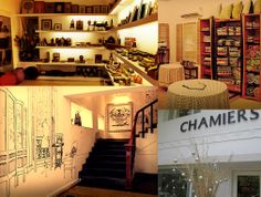 Chamiers is yet another beautiful place to shop, housed in a tree-lined bungalow. If you're a fan of Kama Ayurveda, you'll find their products at Chamiers. I also really like the jewellery. And theres a cafe to rest your tired feet :) See their facebook page for more info: https://www.facebook.com/chamiershop