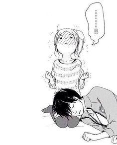 images for anime fantasy Anime Love, Manga Love, Anime Couples Manga, Cute Anime Couples, Anime Couples Cuddling, Anime Couples Sleeping, Anime Couples Hugging, Anime Girls, Anime Kawaii