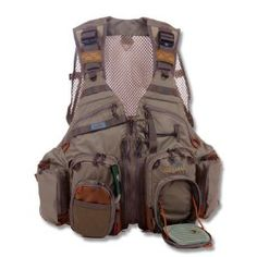 The Fishpond Gore Range Tech Pack is lightweight with versatility and expandability. Adjusts to fit all weather conditions.   quality fly fishing vest