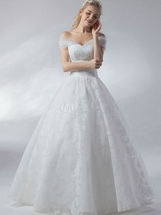 best=Wedding Dresses Ball Gown Princess Ivory Off The Shoulder Lace Bows Ribbon Floor Length Bridal Dress Simplicity Dresses Prom Dresses Under 100, Unique Prom Dresses, Popular Dresses, Wedding Dress Types, Best Wedding Dresses, Bridal Dresses, Disney Princess Dresses, Princess Wedding Dresses, Corsage